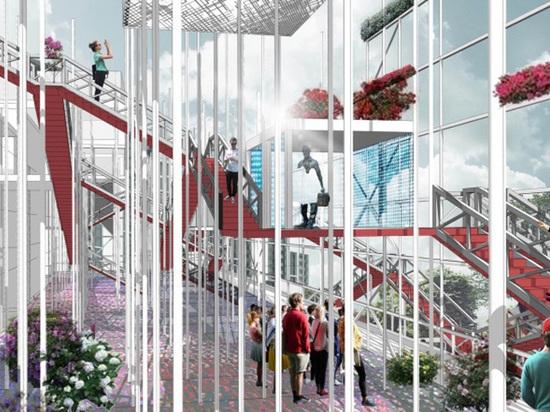 Необычный проект представили столичные архитекторы