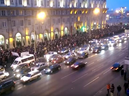 Мораторий на налог на иждивенцев уже не может остановить протестущих