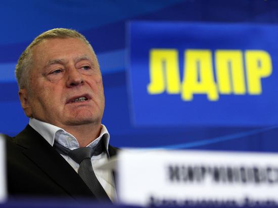Жириновский раскритиковал Минтруда после скандала в Госдуме