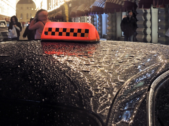 Два человека в Москве госпитализированы после конфликта таксистов