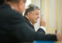 Порошенко на год ввёл санкции против пяти российских банков