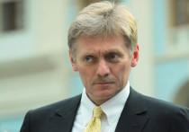 Песков отрицает просьбу Януковича ввести войска