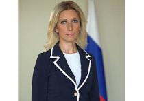 Захарова опровергла Пескова, признав просьбу Януковича к Путину об интервенции