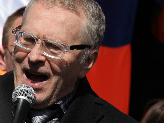 Жириновский скандально оправдался в Госдуме: «Неправильно поняли насчет расстрела, повешения»