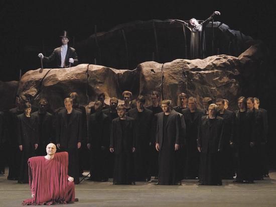 Римас Туминас поставил две одноактные оперы