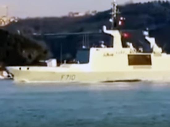 В Совфеде предложили «погарцевать» перед французским фрегатом-невидимкой La Fayette