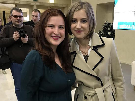 Наталья Поклонская впервые рассказала о своем участии в выборах президента России