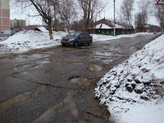Сергей Ситников: обещания по ремонту дорог в Костроме должны быть выполнены