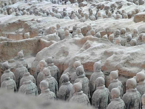 В Китае обнаружены тысячи артефактов времен династии Мин
