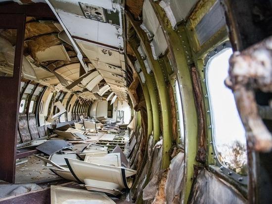 В Южном Судане при посадке рухнул самолет