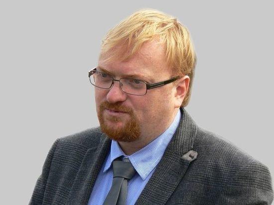 Милонова навел на проверку масонов «трупный запах Рокфеллера»