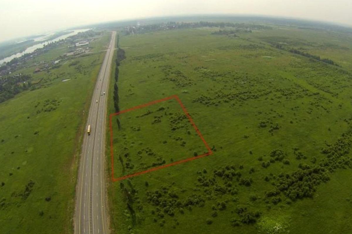 Гектар земли картинка