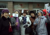 В Нижнем Новгороде прошел митинг в честь присоединения Крыма