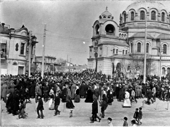 Февральская революция 1917 в Крыму: как это было 100 лет назад