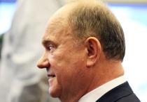 Зюганов сравнил убийство Вороненкова с поджогом фашистского рейхстага