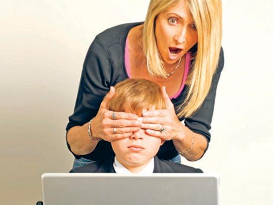 Ребенок в соцсетях