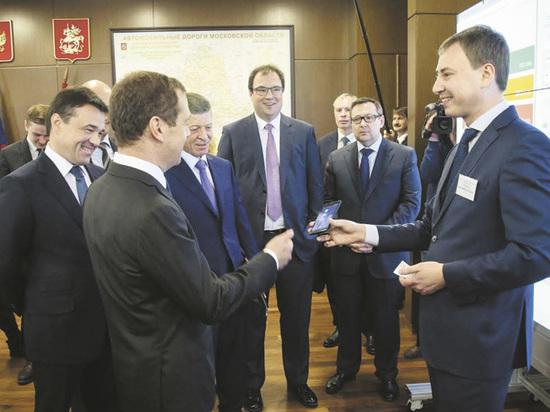 Премьер-министр призвал тиражировать подмосковный опыт по всей стране