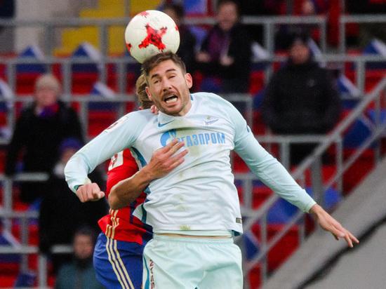 «Зенит» стал могильником для российских футболистов