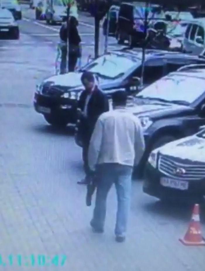Видео момента убийства Дениса Вороненкова: выяснились странные детали