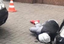 Татьяна Паршова - мать убийцы российского экс-депутата Дениса Вороненкова - прибыла в украинскую столицу на опознание тела