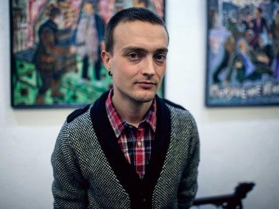 Омский художник Никита Поздняков: «Вся моя жизнь – это поиск счастья»