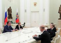 Cелфи с Путиным: как поддержка ВВП влияет на западных политиков