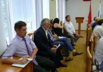 Руководитель администрации Протвино Георгий Мущак подал заявление об увольнении с должности по собственному желанию