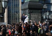 Минобразования и детский омбудсмен прокомментировали участие школьников в акции Навального