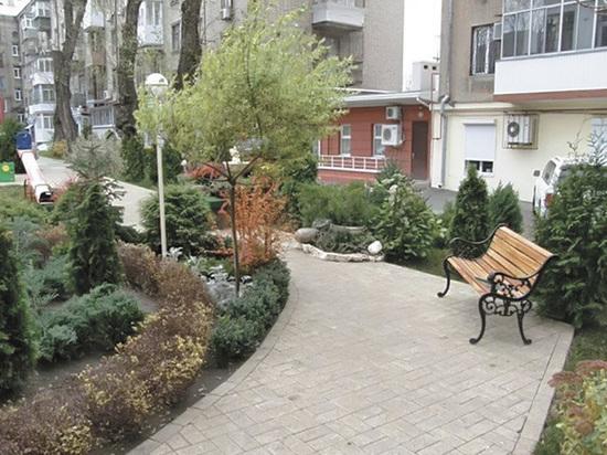 Мой двор — территория комфорта