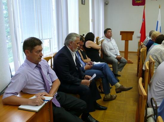 Георгий Мущак покинул администрацию Протвино