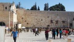 Видео наших читателей: Иерусалим - вечерний, предпраздничный и веселый!
