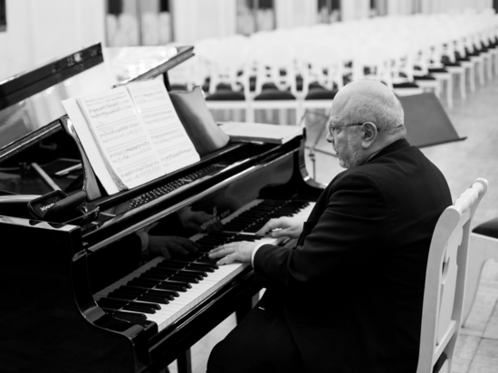 Пианист Виктор Ямпольский: «Культура напоминает патологоанатомический театр»