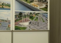 Проект Нижне-Волжской набережной в Нижнем Новгороде в целом одобрен