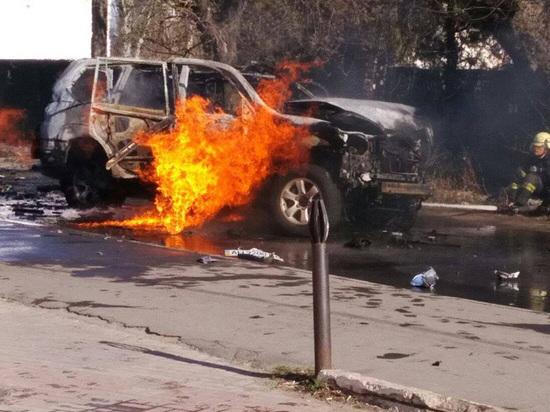 В Киеве поспешили обвинить в случившемся представителей ДНР
