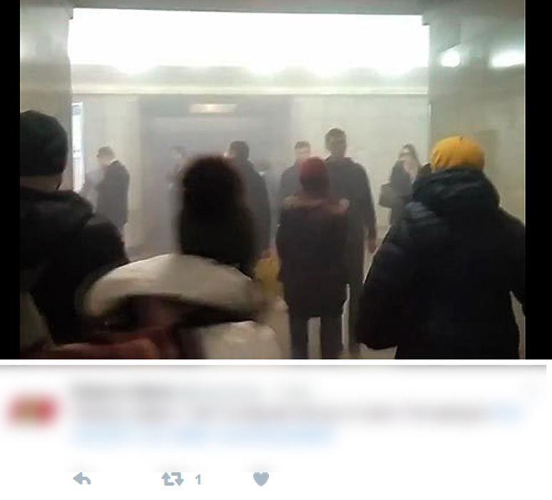 Очевидцы опубликовали шокирующие снимки с места терактов в Санкт-Петербурге
