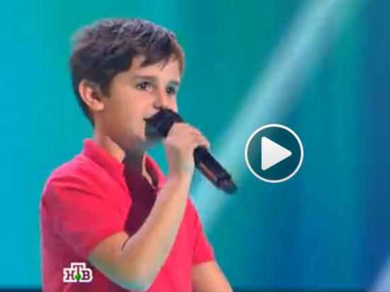 В телешоу «Ты супер!» на телеканале НТВ настоящий фурор произвёл 8-летний житель Саратовской области Гаррик Бронников