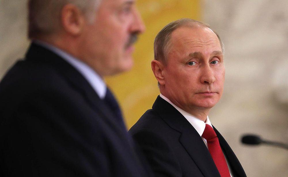 Путин в день теракта в Петербурге: как менялось лицо президента
