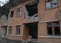 Дом, где живет бомж: количество полуразрушенных зданий в Воронеже увеличивается