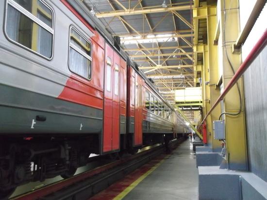 Моторвагонное депо Нижний Новгород – Московский отмечает свое 155-летие