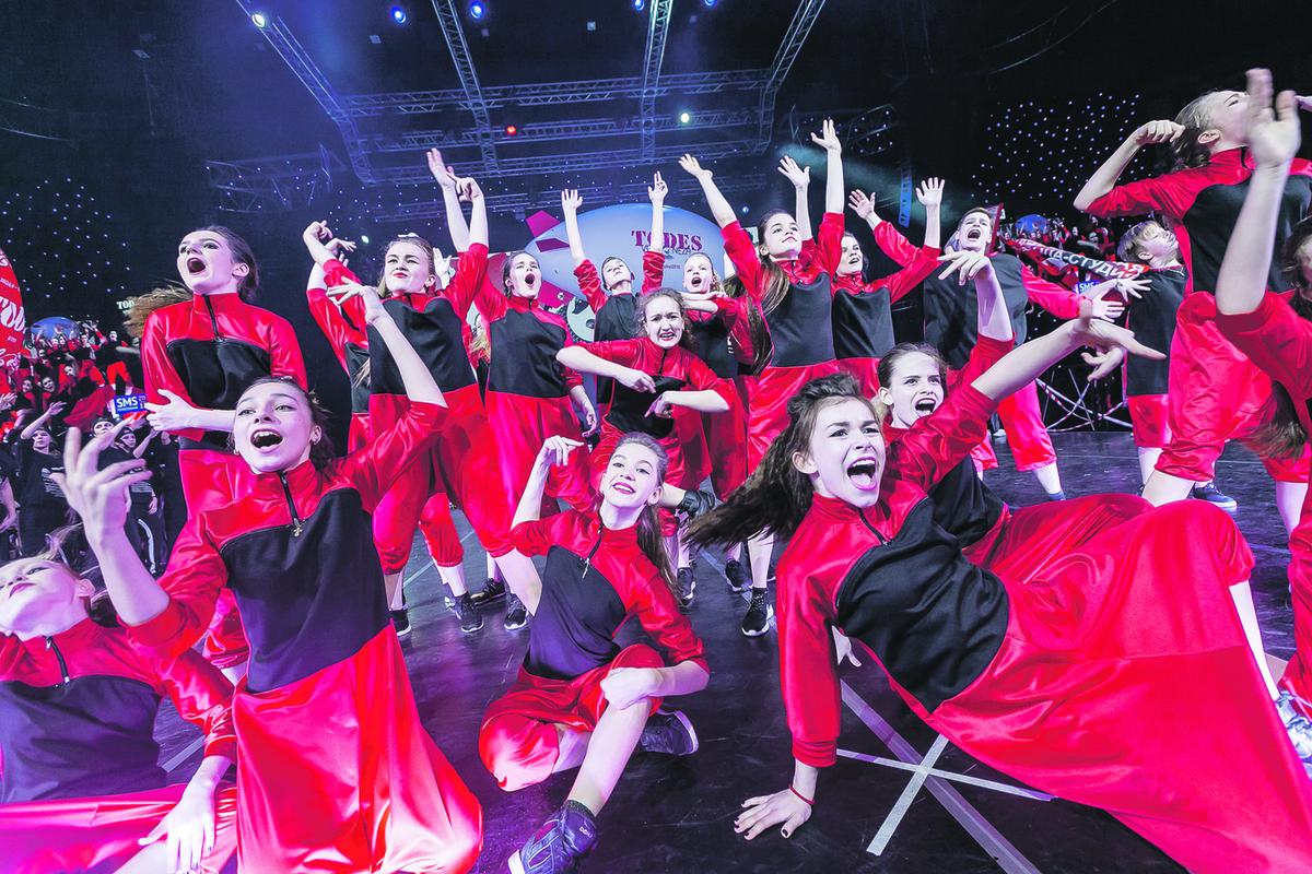фото с фестиваля тодес в твери полюбите