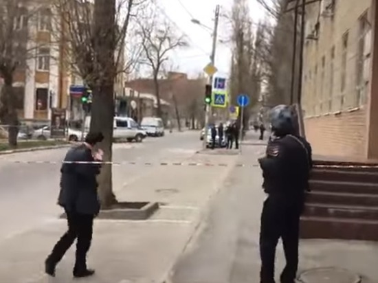 Взрыв в Ростове: появилось видео закладки и срабатывания бомбы