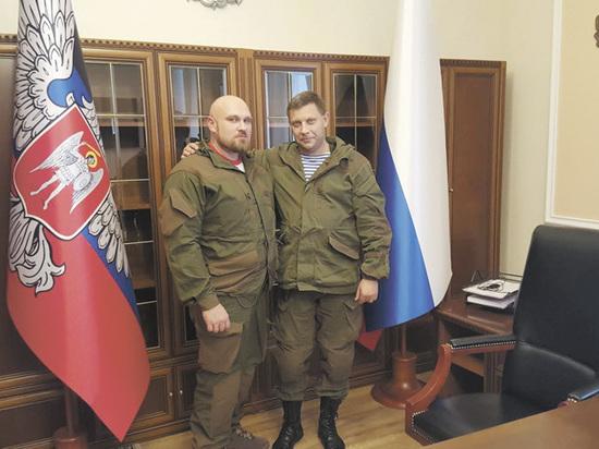 Экс-министр госбезопасности ДНР: