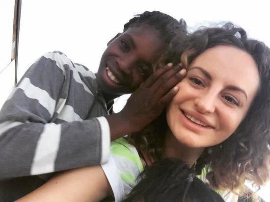 Кирина Африка: из Крыма на черный континент, чтобы помогать детям
