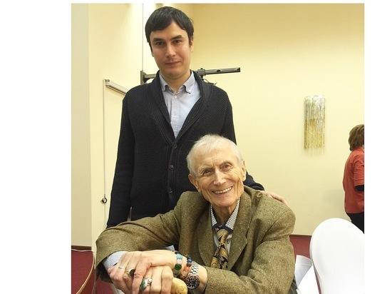 Разговор писателя Сергея Шаргунова с поэтом Евгением Евтушенко