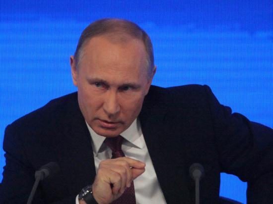 Путин назвал ракетный удар США по Сирии актом агрессии