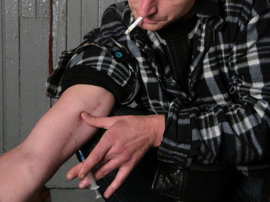 В московском районе Люблино зафиксирован всплеск смертности наркоманов