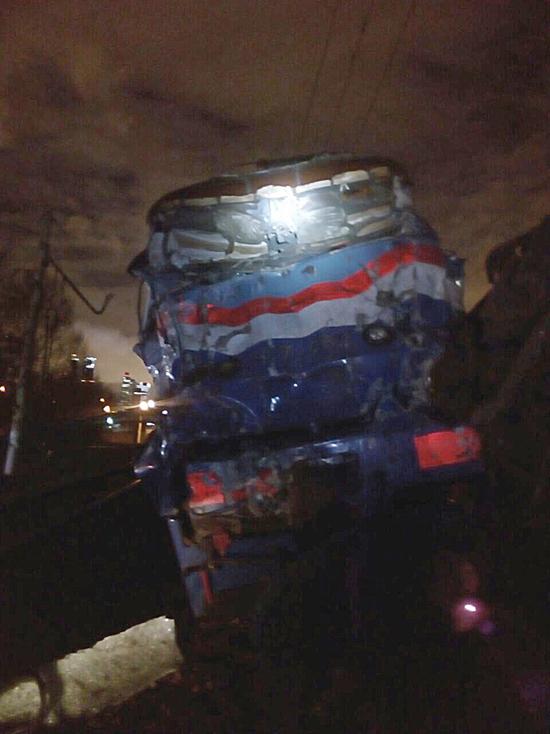 Новые подробности столкновения поездов на МЖД: ошибся машинист электрички-призрака