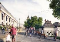 В Москве появятся археологический парк и музейный квартал