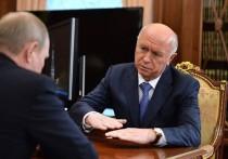 Николай Меркушкин попал в число губернаторов «на  вылет»