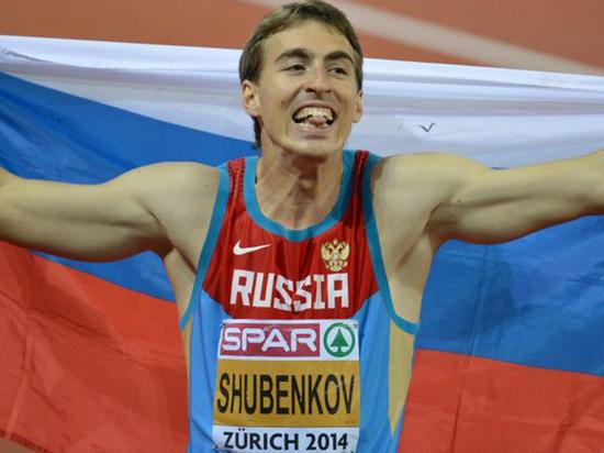 IAAF разрешила Шубенкову выступать на международных соревнованиях под нейтральным флагом